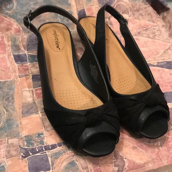 db5273dc2 comfortview Shoes - Women s Slingback Flats